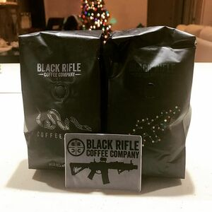 Awesome Christmas present from @mogamo_74 My favorite coffee!!!